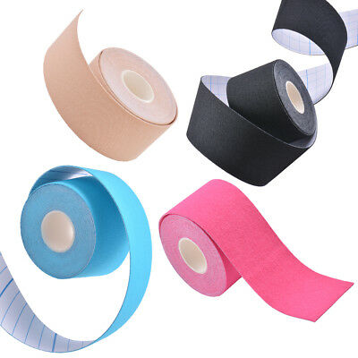 Kinesiology Tape Muscle Care Therapeutic Physio Sport Support Elastic Bandage