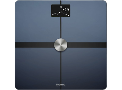 Nokia Body+ black Cardio  Wlan Bluetooth Waage Withings Inkl.Rechnung mit MwSt