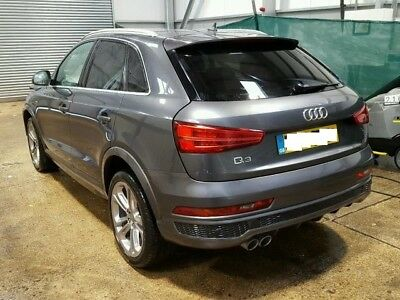 Breaking Audi Q3 S Line 1.4 Tsi  For Parts & Spares O/s/r Right Caliper & Motor