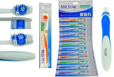 Job Lot, Bulk Buy Wholesale Quality Adult Toothbrush Toothbrushes