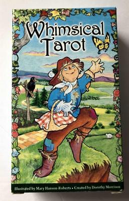 Charmed Magick - WHIMSICAL TAROT Card Deck - Fortune Teller Wicca Witch Cards