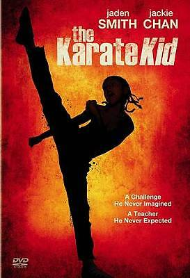 The Karate Kid (DVD, 2010) Remake with Jaden Smith - SHIPS IN 1 BUSINESS DAY