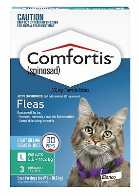 Comfortis For Cat - 560Mg