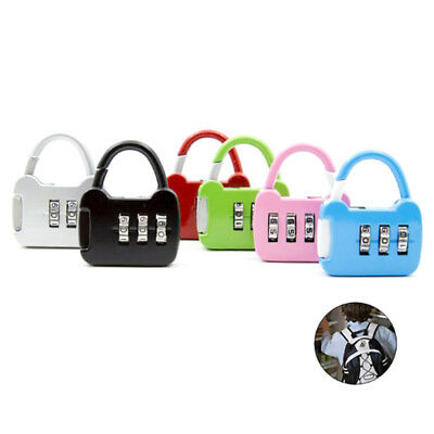 Lot Travel Bag Luggage Anti Theft Safety Lock Handbag Style Small Password Lock