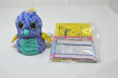 Hatchimals Fabula Forest Puffatoo Plush-Interactive-Toys