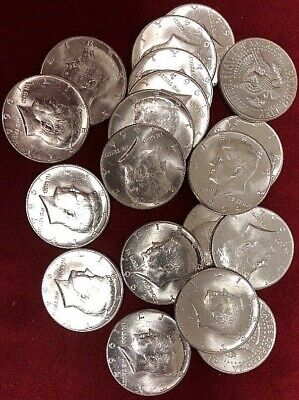BU 1964 P Kennedy Half Dollar-90% Silver-Uncirculated Gem-Price Is For 1 BU Coin