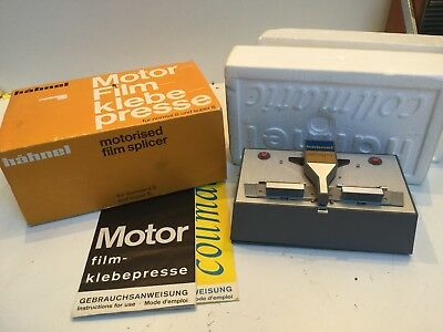 Hahnel Motorised Dual Super 8 And 8Mm Splicer