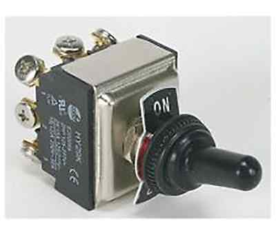DAYTON POWER FIRST Toggle Switch 3PDT #2VLP6