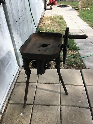 VINTAGE CHAMPION BLACKSMITH forge blower cover replacement parts