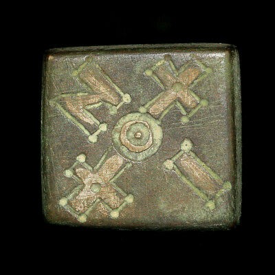 Early Byzantine bronze weight y2798
