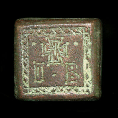 Early Byzantine bronze weight y2802