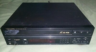 Realistic MD-1000 LaserDisc Player Oversampling Digital Filter