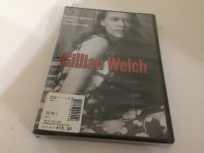Gillian Welch Revelator Collection DVD 3 Music Videos & 9 Live Performances! NEW