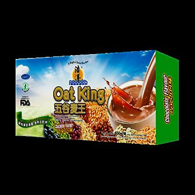 30 sachets Oat King TG Ocean Chocolate Flavor for Lowers Cholesterol Natural S6