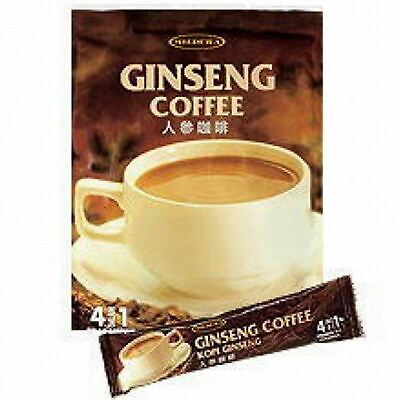 Cosway Mildura Ginseng Coffee 4 in 1 EXPRESS SHIPPING 10packs S6
