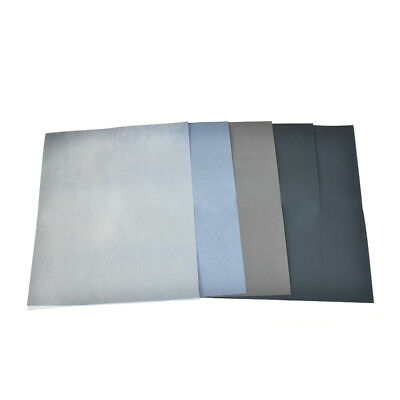 Wet Dry Sandpaper Sheets Grit Polish 400/600/800/1000/2000/3000/5000 9''x11''