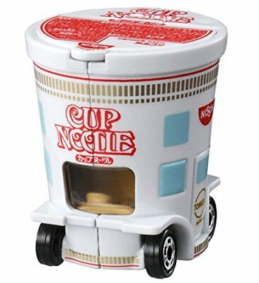 Takara Tomy Dream Tomica 161 Japanese Nissin Cup Noodle Car Toy New
