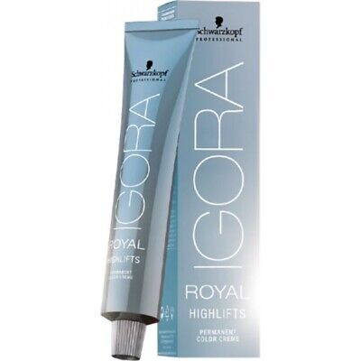 SCHWARZKOPF Igora Royal HIGHLIFTS Haarfarbe 12-19 60ml