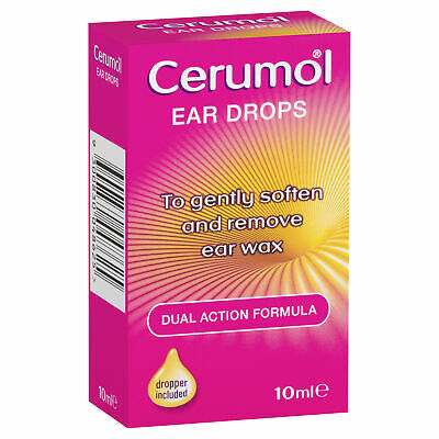 Cerumol Ear Drops 10ml