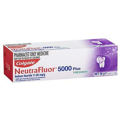 Colgate Neutrafluor 5000 Plus Freshment Professional Toothpaste 56g