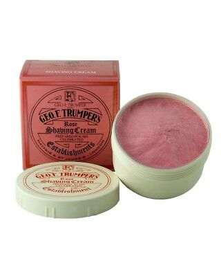 Geo F Trumper's Rose Shaving Cream 200g