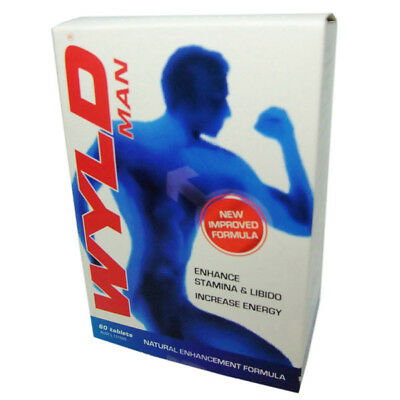 Wyld For Man Tablets 60