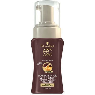 Schwarzkopf Extra Care Marrakesh Oil & Coconut Milk Treatment 125ml