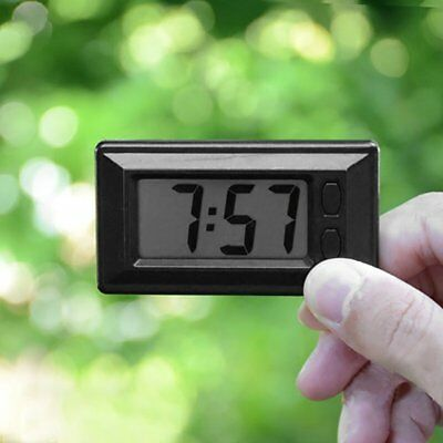 Ultra-Thin Lcd Digital Display Car Dashboard Clock And Calendar