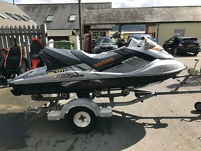 2008 Seadoo RXT-X 255hp, Roller Trailer, Cover, Fully Serviced 3 months Warranty