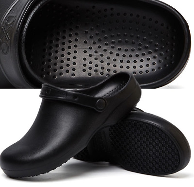 Non-slip chef shoes for men/women kitchen safety shoes wear-resistant waterpoof