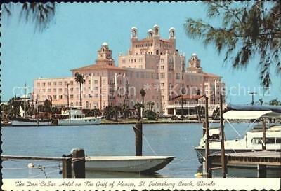72050345 St Petersburg Florida Don CeSar Hotel Gulf of Mexico