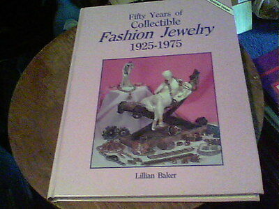 Fifty Years of Collectible Fashion Jewelry, 1925-1975 by Lillian Baker s10