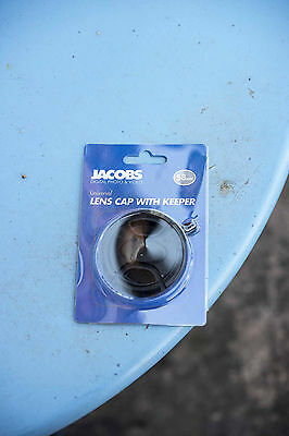 Jacobs Lens Cap with Keeper 58mm