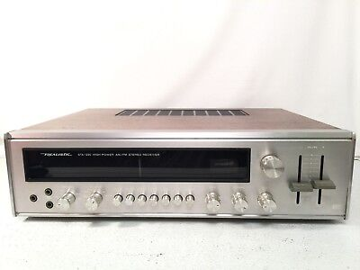 Realistic High Power Stereo Receiver Vintage Tuner Model STA-220 Made In Japan
