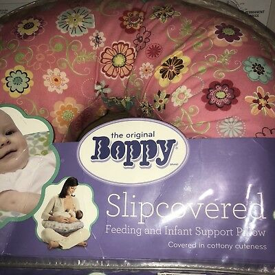 Sale-Bobby slip-covered feeding and infant Support Pillow 0- 12 months