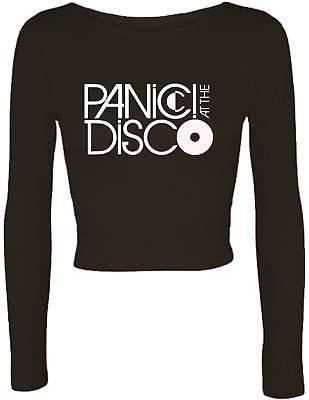 Brand new 2018 panic at the disco t shirt