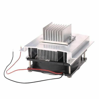 DIY Cooling Set 12v Electronic Refrigerator Semiconductor Thermoelectric Co W6H8