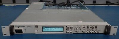 Keysight/Agilent N6700A Low-Profile MPS Mainframe