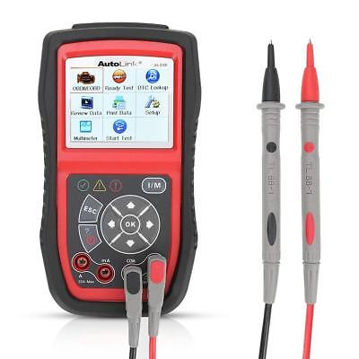 Autel AL539 Code Reader Car Electrical Tester with Full OBD2 Diagnoses