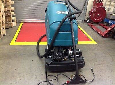 Tennant 1610 carpet cleaner/extractor