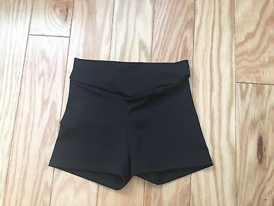 Girls Dance Booty Shorts Girls Size 4/6 Excellent Preowned Condition