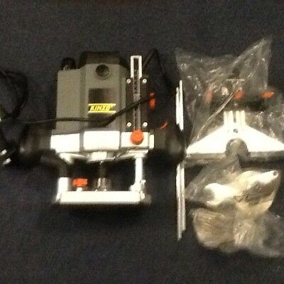 Kinzo 1650W 8&12mm Collets,240V,Router,Unused,Fence Guide,Collect in Person £40