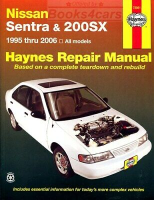 SHOP MANUAL VERSA Service Repair Nissan Book Haynes Chilton Workshop