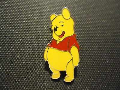 Disney Winnie The Pooh Smiling With Tummy Out Pin