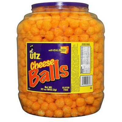 Utz Cheese Balls (35 oz
