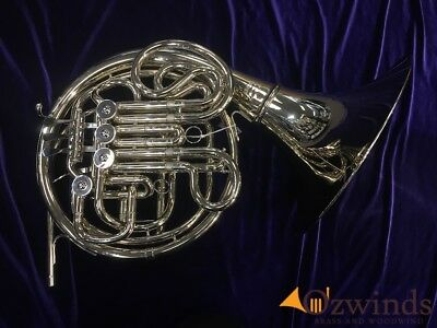 Yamaha YHR-668ND Nickel Professional Double Horn