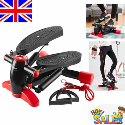 Aerobic Mini Stepper Leg Arm Workout Fitness Exercise Gym Machine Stair Climber