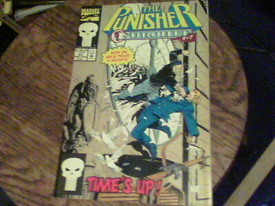 The Punisher War Journal #67 (early Aug 1992, Marvel)