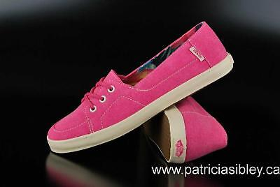 5083a53c3a5e40 VANS PALISADES VULC- Washed Pink- Women s Surf Slider Size 10.5 NWT ...