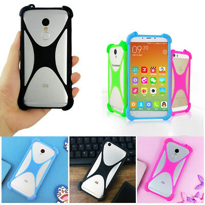 Pour Smartphone- Silicone Etui Housses Coques Case Bumper Cover Skin Shockproof